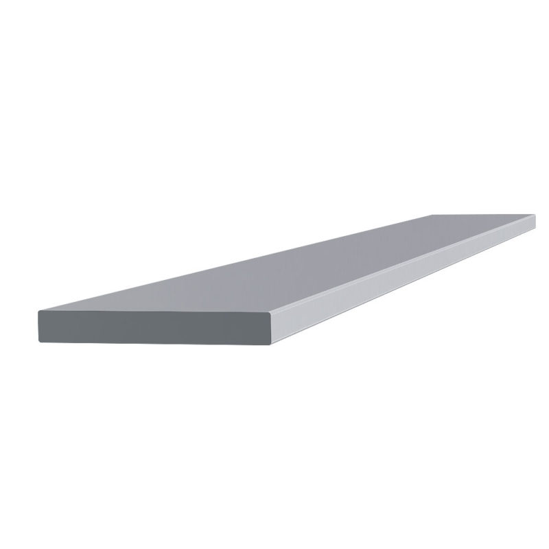 platina de aluminio