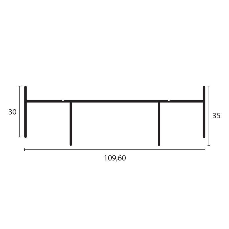 marco superior 7038